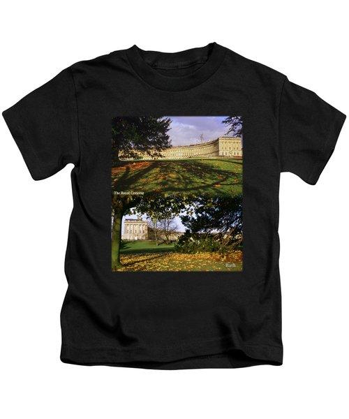 The Royal Crescent Kids T-Shirt