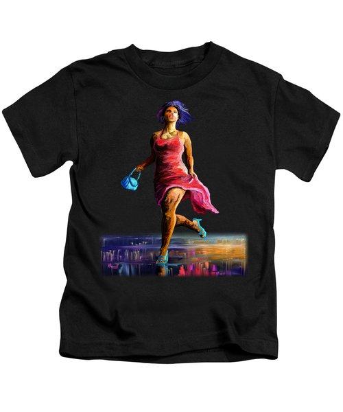 The Runner Kids T-Shirt