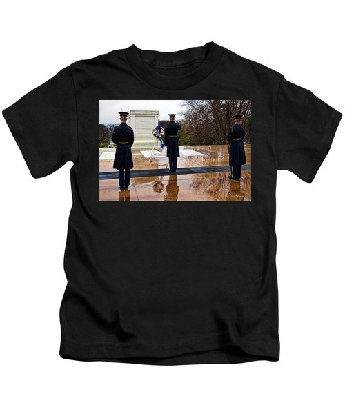 The Salute Kids T-Shirt