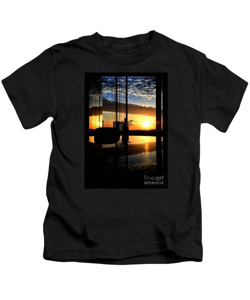 The Scene From A Kids T-Shirt