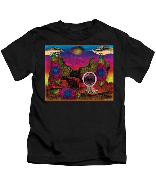 The Seed-pod Song Kids T-Shirt