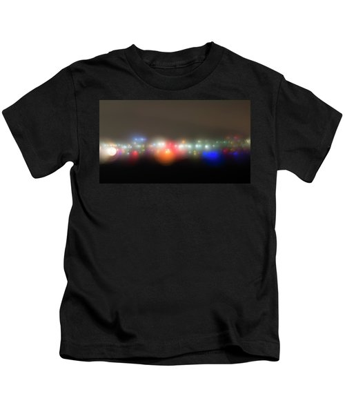 The Seeds Of Starbase 4 Kids T-Shirt