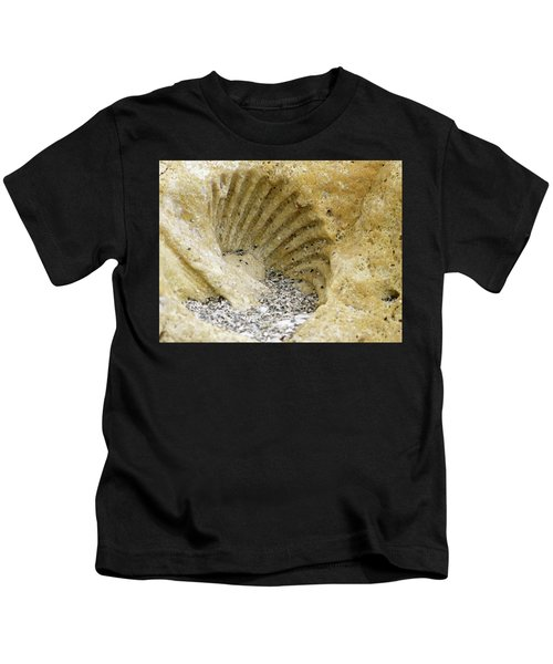 The Shell Fossil Kids T-Shirt