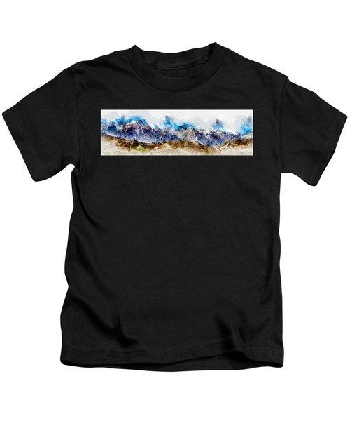 The Sierras Kids T-Shirt