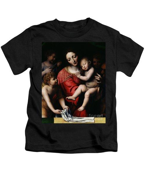 The Sleeping Christ Kids T-Shirt