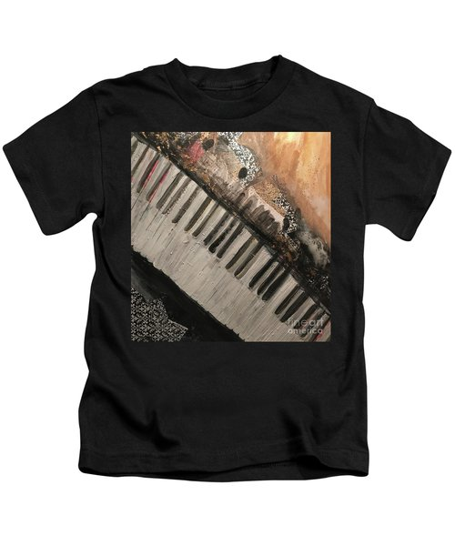 The Song Writer 2 Kids T-Shirt
