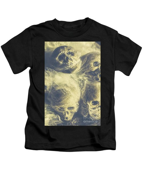 The Spiders Torture Chamber Kids T-Shirt