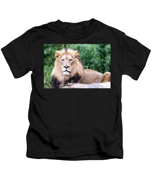 The Stare Down Kids T-Shirt