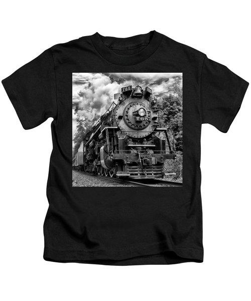 The Steam Age  Kids T-Shirt