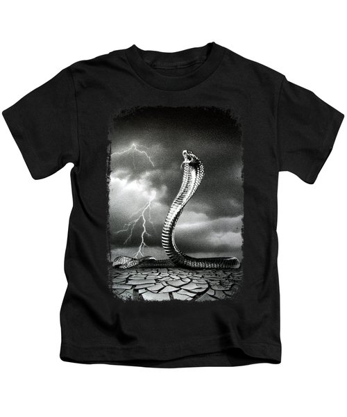 The Storm Is Coming... Kids T-Shirt
