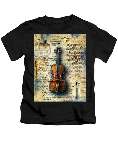 The Stradivarius Kids T-Shirt