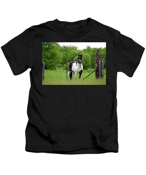The Strong Horse Kids T-Shirt