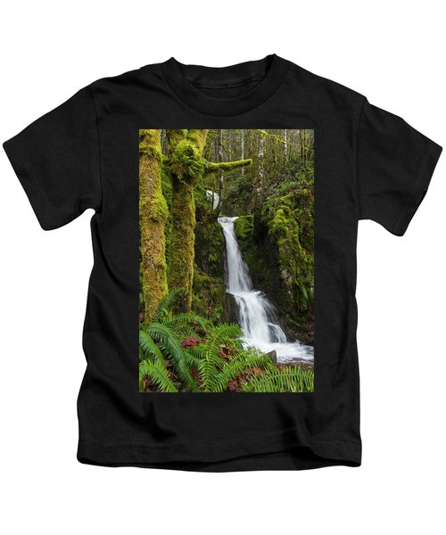 The Water Staircase Kids T-Shirt