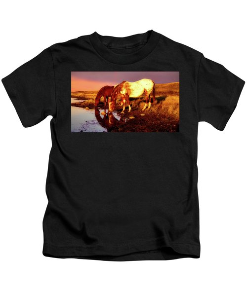 The Watering Hole Kids T-Shirt