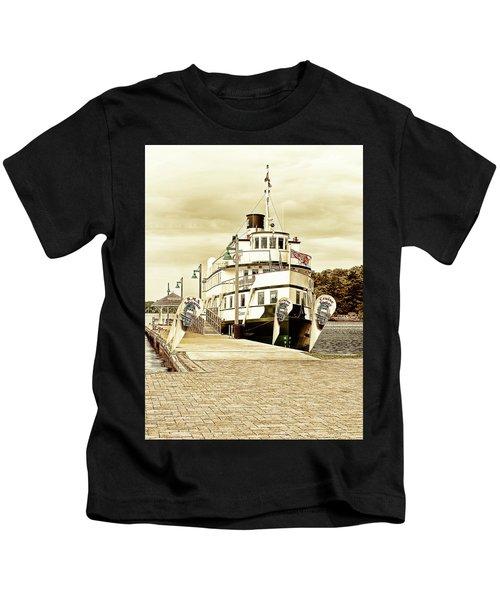 The Wenonah II Kids T-Shirt