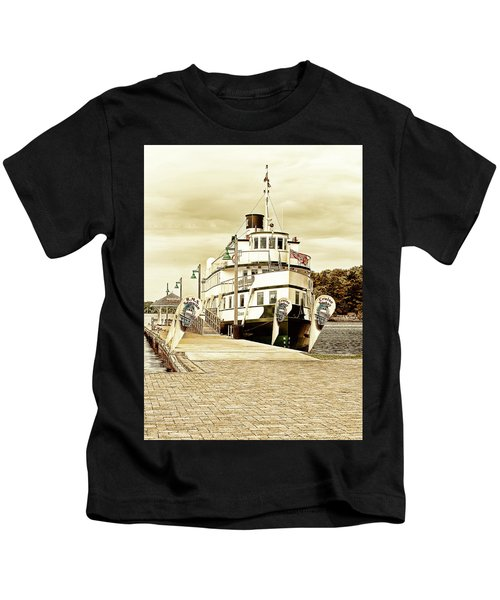 The Wenonah II Kids T-Shirt