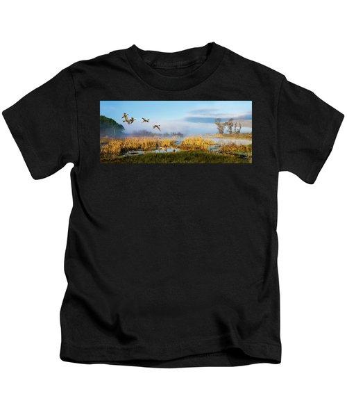 The Wetlands Kids T-Shirt