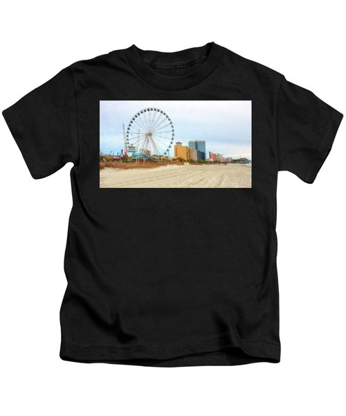 The Wheel Kids T-Shirt
