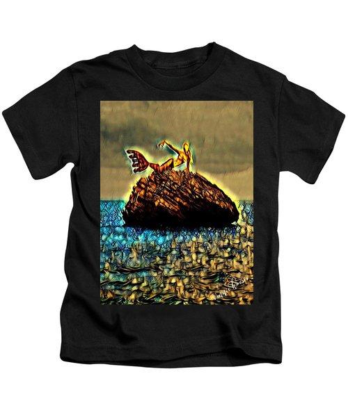 The Whisperer Kids T-Shirt
