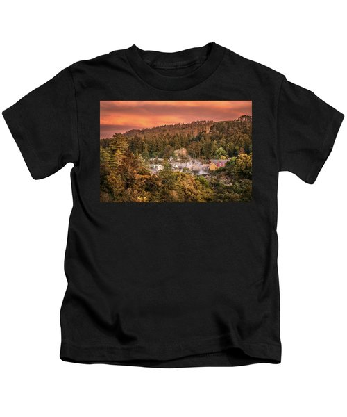Thermal Village Rotorua Kids T-Shirt