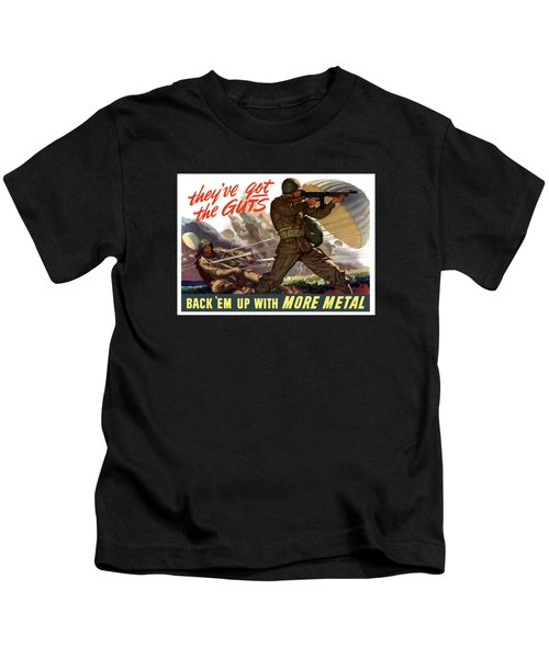 They've Got The Guts Kids T-Shirt
