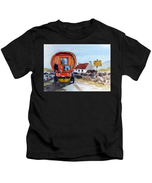 F 808  Whats Your Hurry  Kids T-Shirt