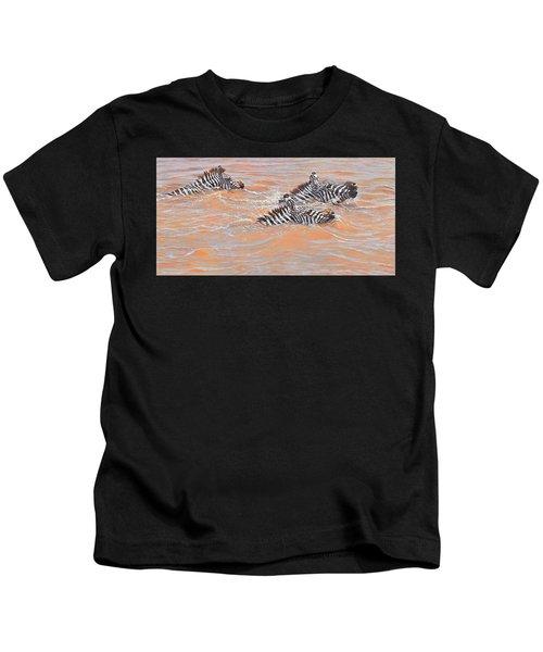This Way Son Kids T-Shirt