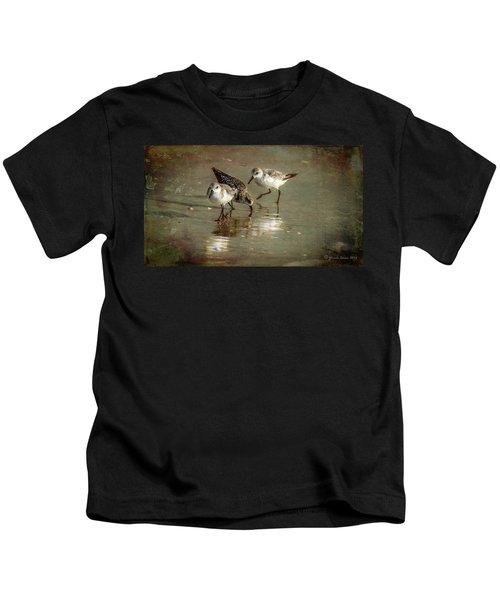 Three Together Kids T-Shirt