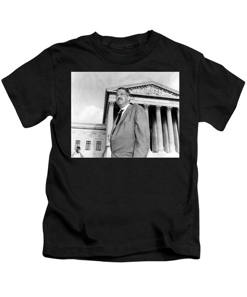 Thurgood Marshall Kids T-Shirt