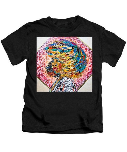 Ti Amor - I Am Not My Hair Kids T-Shirt