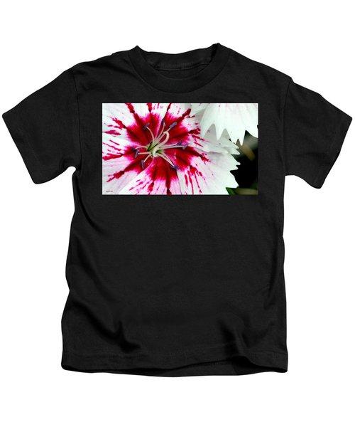 Tie-dye Pallette Kids T-Shirt