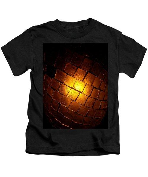 Tiffany Lamp Kids T-Shirt