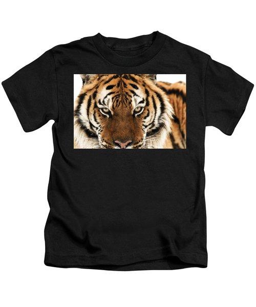 Tiger Eyes Kids T-Shirt