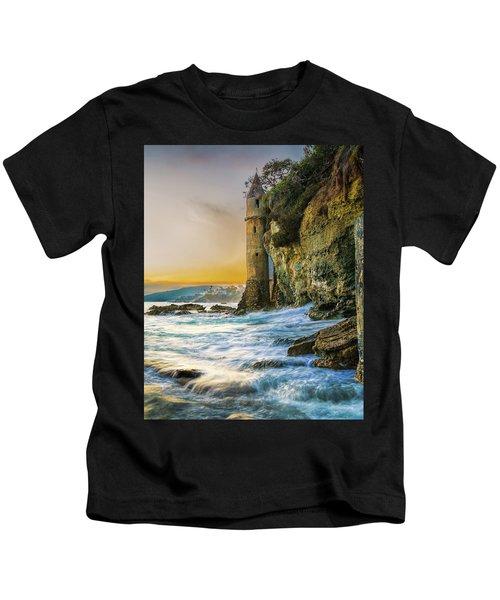 Time Flows I Wait Kids T-Shirt