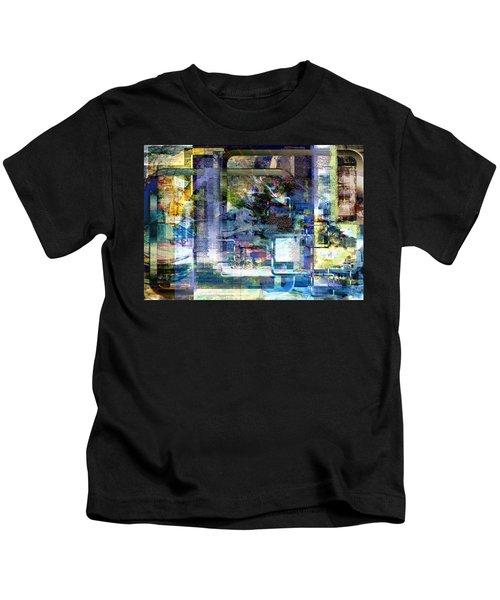 Time Framing Kids T-Shirt