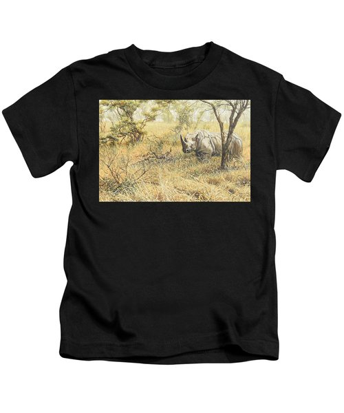 Time To Move On Kids T-Shirt