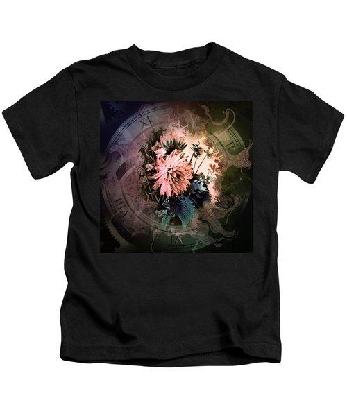 Timeless Dahlia Kids T-Shirt