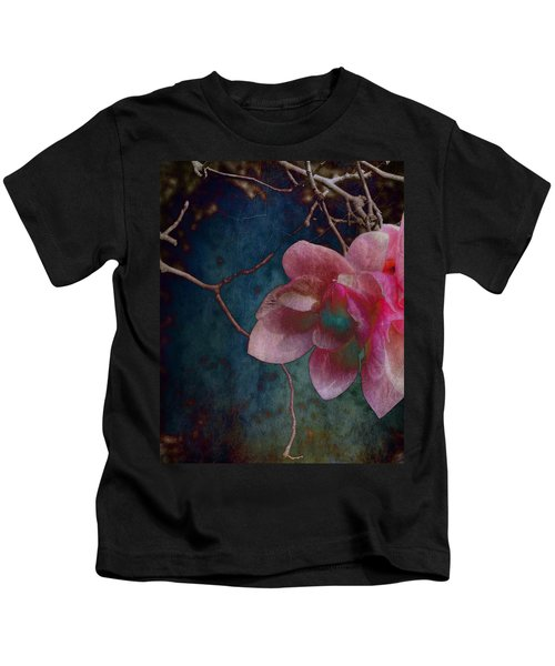 Timeless - Magnolia Blossoms  Kids T-Shirt