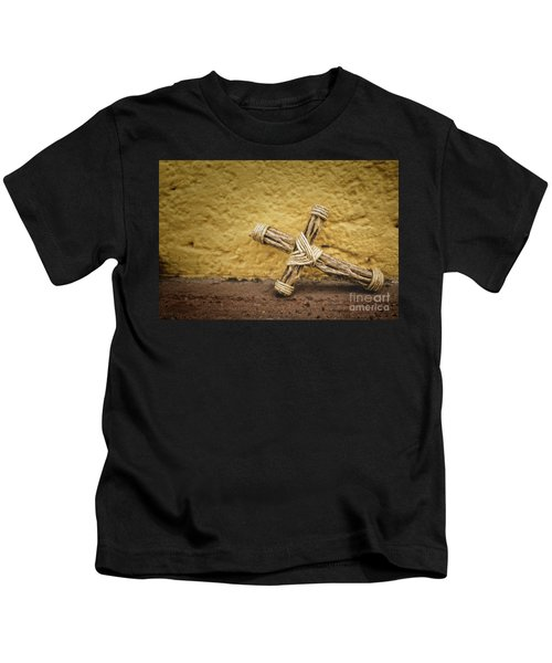 Tiny Cross  Kids T-Shirt