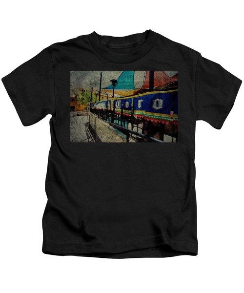 Tip'em Back Kids T-Shirt