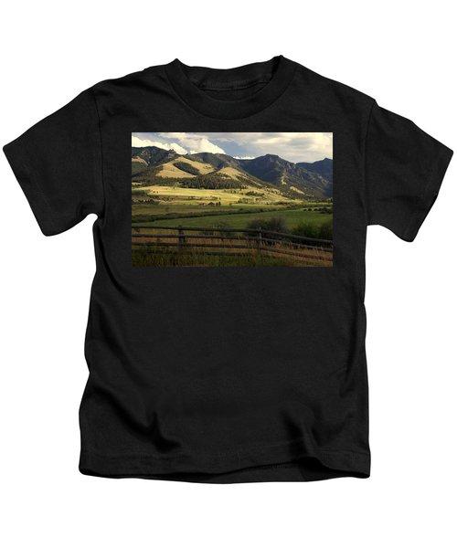 Tom Miner Vista Kids T-Shirt