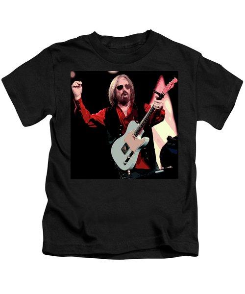 Tom Petty, Hypnotic Eye Kids T-Shirt
