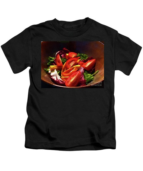 Tomato Salad Kids T-Shirt
