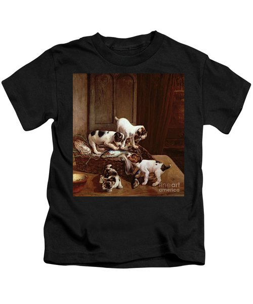 Tomorrow Will Be Friday Kids T-Shirt