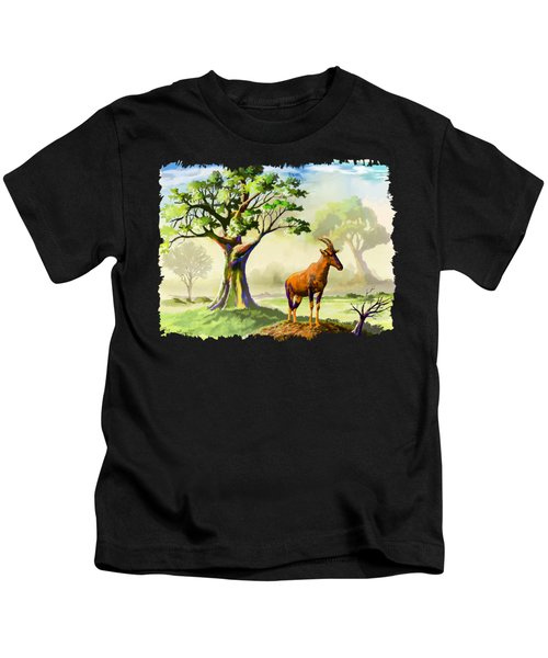 Topi The Antelope Kids T-Shirt