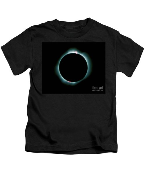 Total Solar Eclipse Kids T-Shirt
