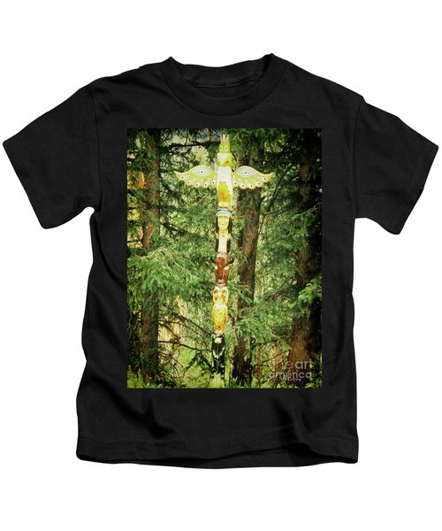 Totem Pole Kids T-Shirt