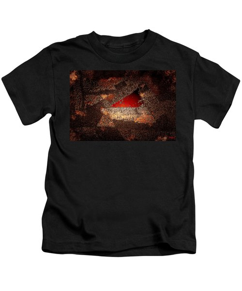Touch Of Brown Kids T-Shirt