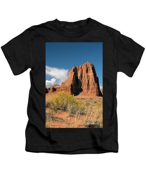 Tower Of The Sun Kids T-Shirt