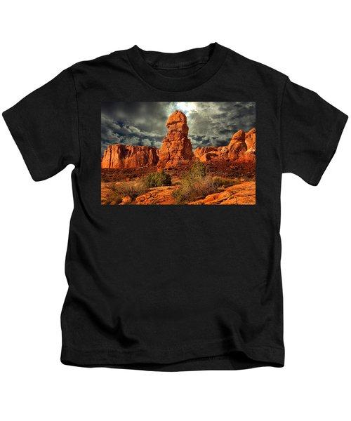 Towering Rock Kids T-Shirt